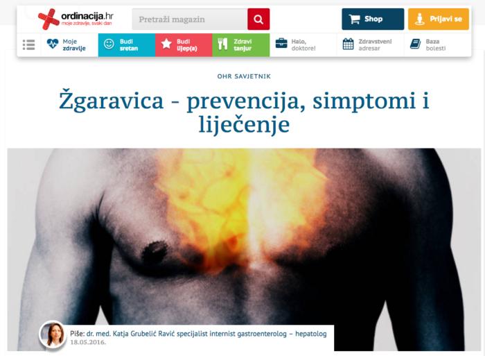 Žgaravica – prevencija, simptomi i liječenje